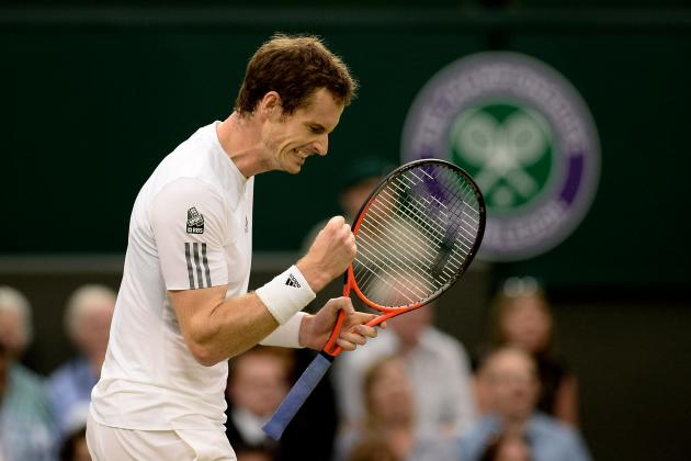 Wimbledon 2013 Scores: Breaking Down Key Results From Day 5