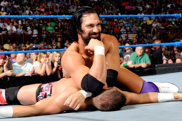 WWE Fantasy Booking: Damien Sandow