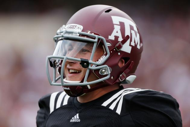 Love Him or Hate Him, Manziel Is Face of College Football