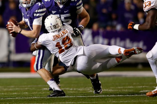 Under the Radar: Texas Longhorns