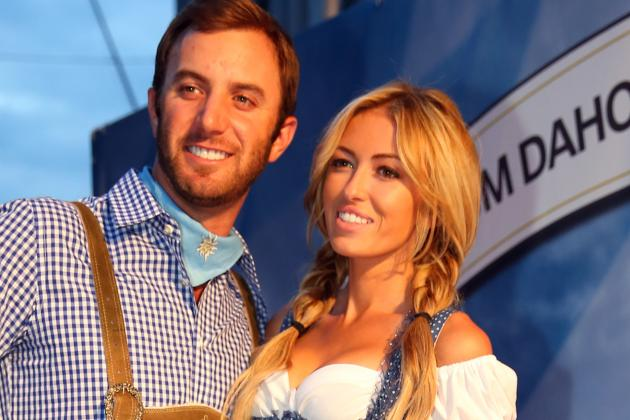 More Of Paulina Gretzky's Monkey Barbados Beach Trip [PHOTOS]