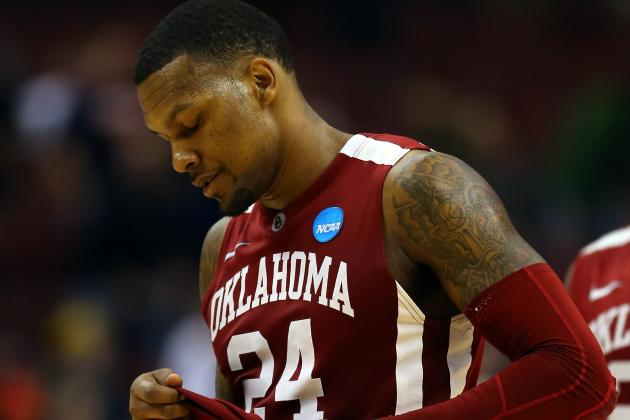 Oklahoma's Romero Osby Taken by Orlando Magic
