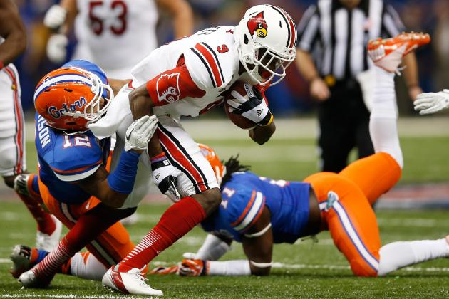Florida LB Morrison Gets Deferred Prosecution