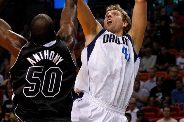 Nowitzki: 'Close as It Gets' to Hating Heat