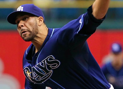 David Price Injury: Updates on Rays Star's Triceps