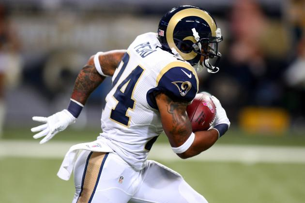 Making the Leap: No. 40 St. Louis Rams RB Isaiah Pead