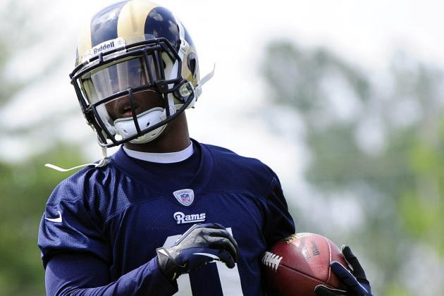 Rams OW Tavon Austin Is Catching On