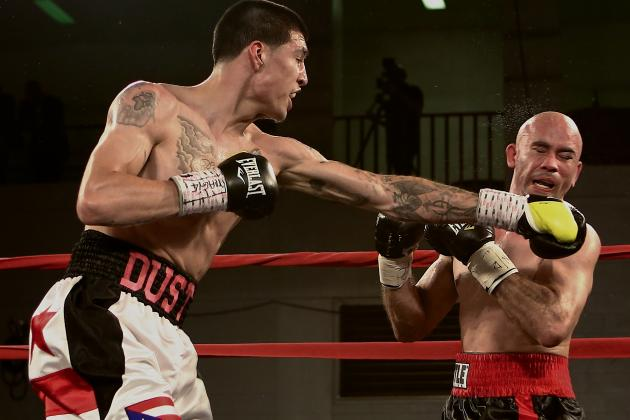 Dusty Hernandez: What to Expect from Top Prospect in Fight with Ben Ankrah