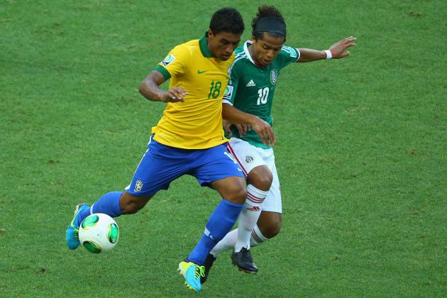 Brazil vs. Spain: Players to Watch in 2013 FIFA Confederations Cup Final