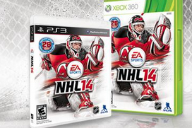 World Rejoice! Martin Brodeur Wins EA Sports NHL 14 Cover Vote