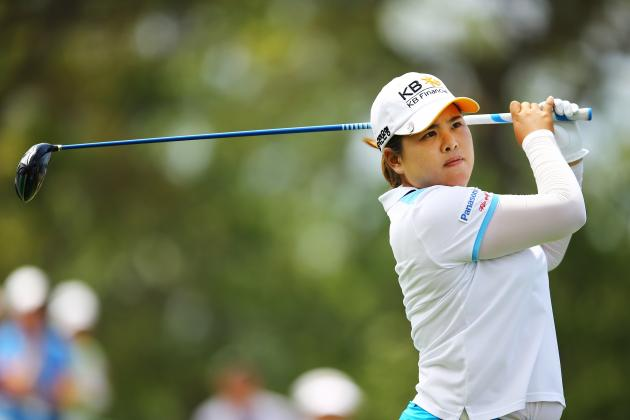 US Women's Open 2013 Golf Leaderboard: Day 2 Results and Standings