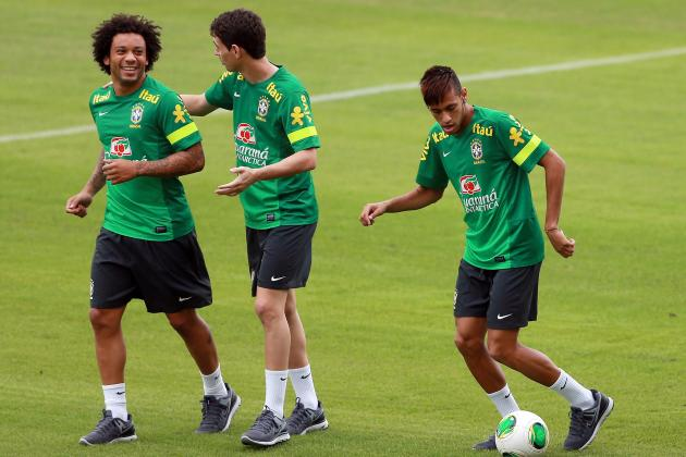 Confederations Cup Final: In-Depth Preview For Brazil vs. Spain