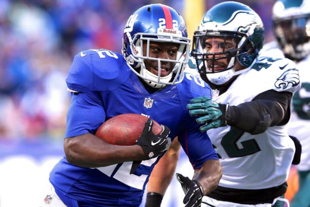 Can the New York Giants Trust David Wilson as Their Lead Back?