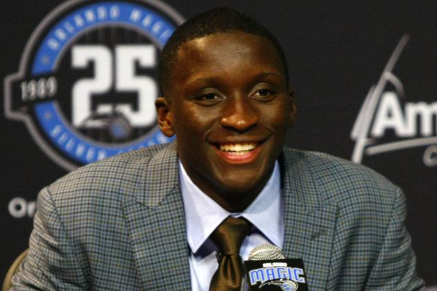 Orlando Magic hope Victor Oladipo lives up to Dwyane Wade comparisons
