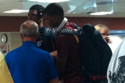 Andrew and Aaron Harrison Have Arrived in Lexington to UK Fans Worldwide