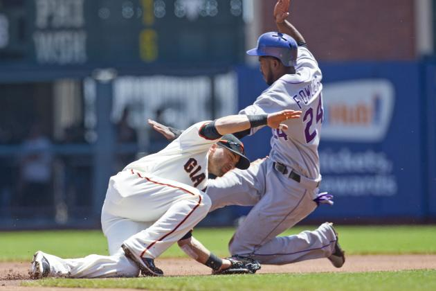 ESPN Gamecast: Giants vs. Rockies