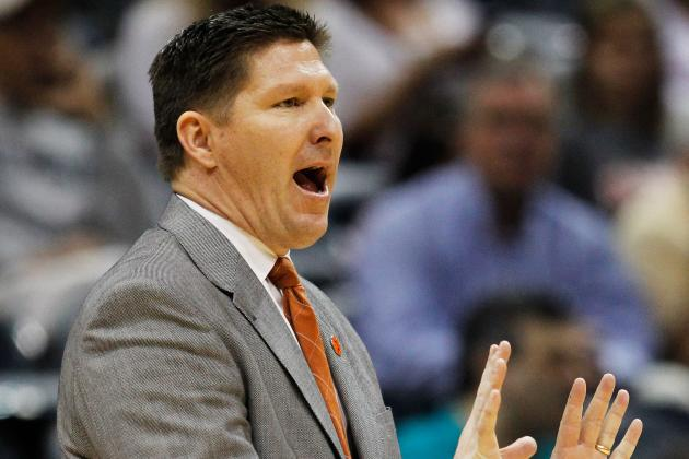 Brownell Confident Clemson Hoops Will Improve