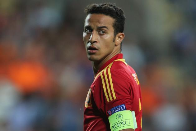 Manchester United Transfer Rumours: Red Devils Need to Secure Thiago Deal Now