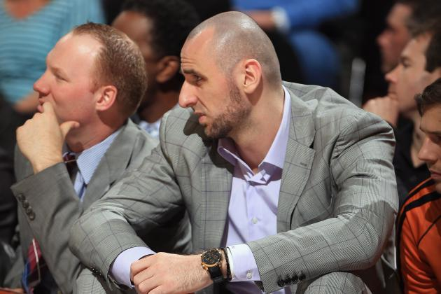 Suns GM Says He Won't Trade Gortat