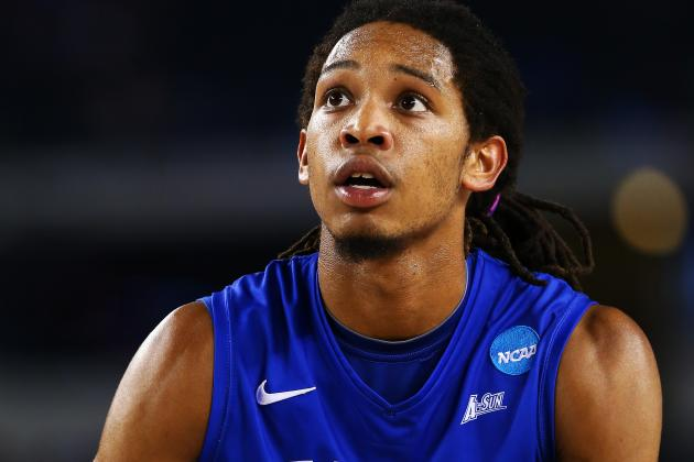 FGCU's Sherwood Brown Looking at Options After Not Being Drafted