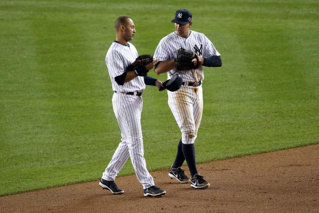Derek Jeter May Be Only Person with the Power to End Yankees vs. A-Rod War