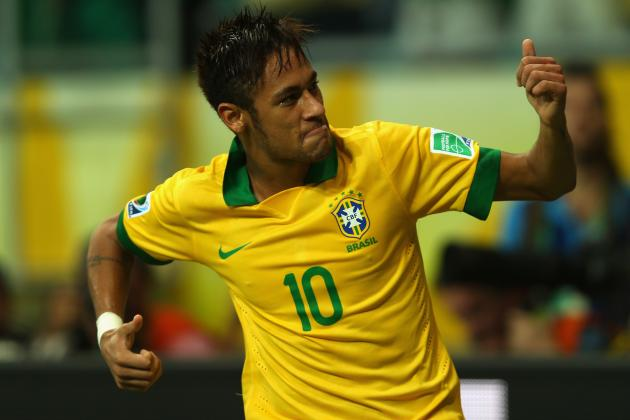 Confederations Cup 2013 Schedule: TV Info and Predictions for Sunday's Final