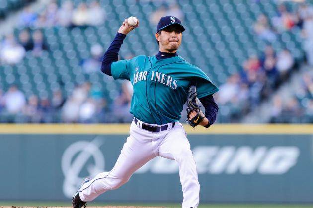 MLB Gamecast - Cubs vs Mariners