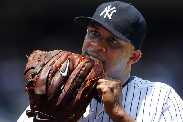 CC Sabathia Blows Three-Run Lead in Yankees 4-3 Loss to Orioles