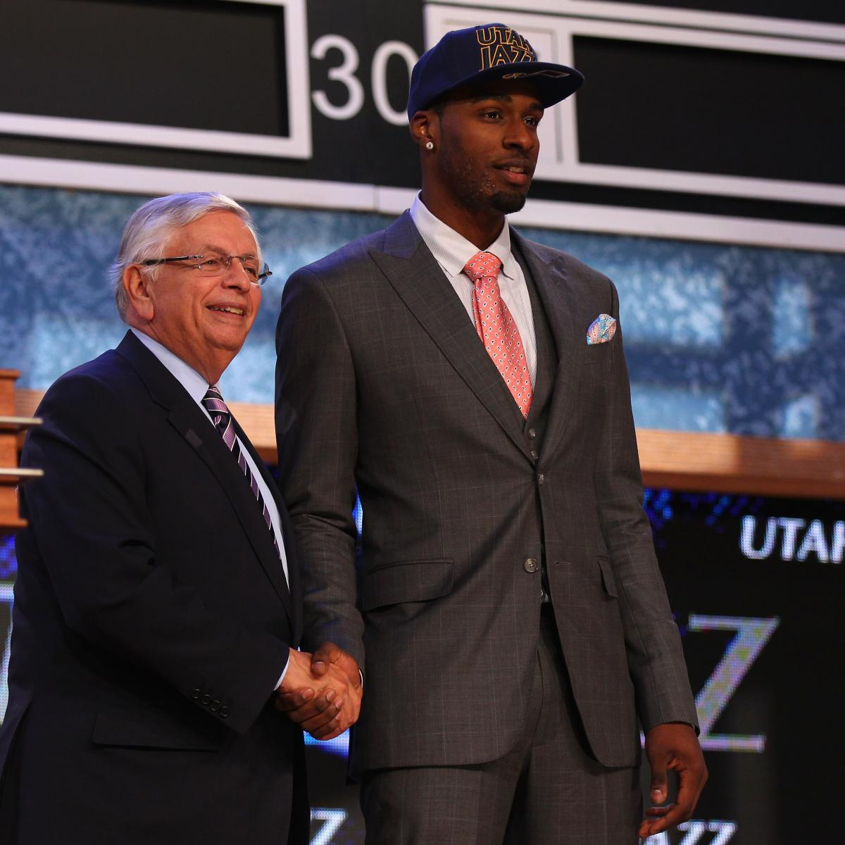 2013 NBA Draft Results: Best and Worst Picks of Round 1 ...