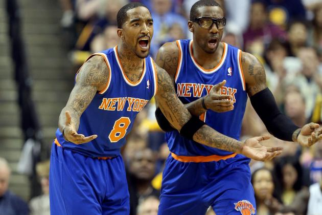 Knicks Rumors: Teams New York Must Outbid for J.R. Smith's Services