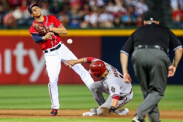 Teheran, Simmons Lift Braves Past D-Backs