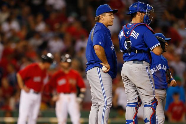 Blue Jays Lose Again at Fenway Park