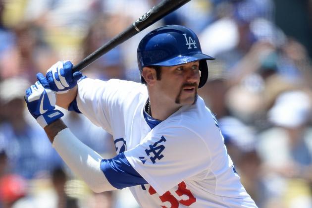 Dodgers Activate Scott Van Slyke, DFA Luis Cruz