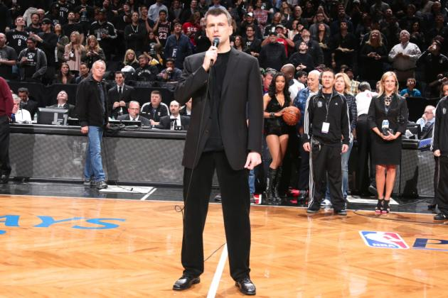 The Billionaire Behind the NBA's Newest Super Team, Mikhail Prokhorov