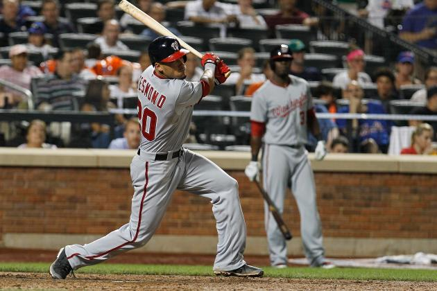 Nats Overcome Mets Despite Dominant Harvey