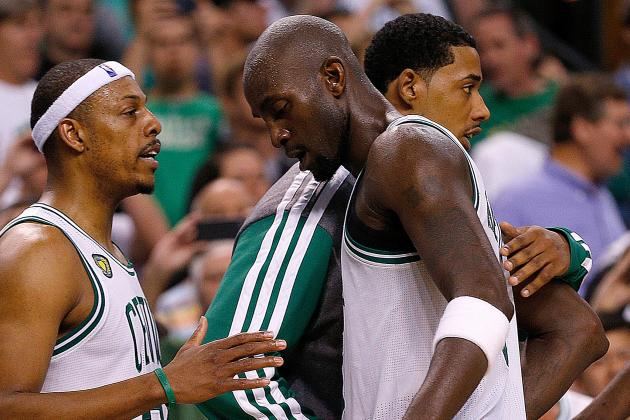 Why Boston Celtics Aren't Done Dealing After KG, Paul Pierce Trade