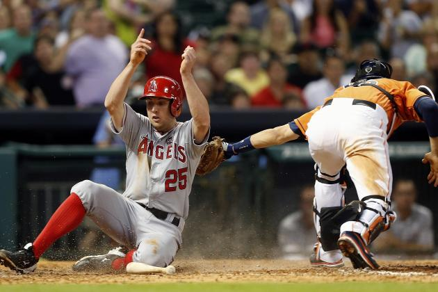 Angels 4, Astros 2
