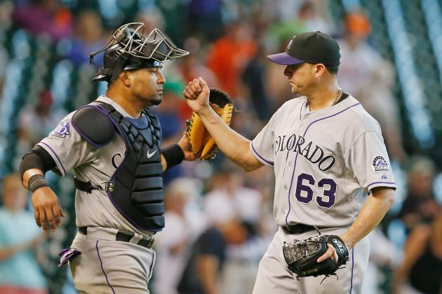 Rockies Activate Closer Betancourt from DL