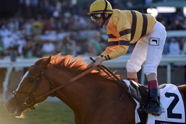 Wise Dan Totes 128 Pounds as Chalk in Firecracker Handicap