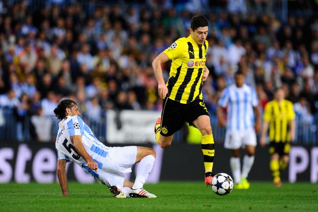 Robert Lewandowski Transfer Rumours: Latest Updates on Borussia Dortmund Striker