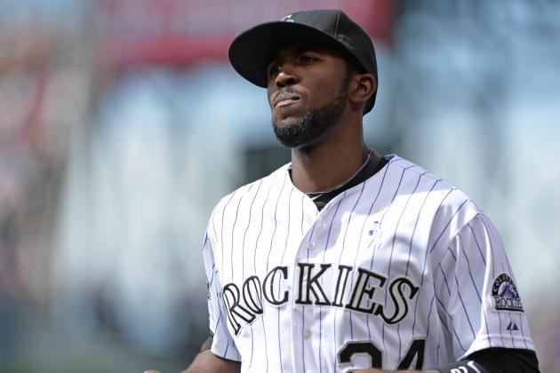 Does Fowler's injury mean disabled list for Rockies' center fielder?