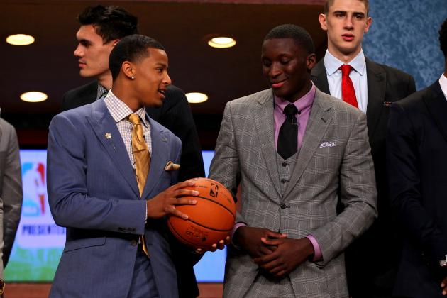 NBA Draft 2013: Rookies Who Will Be Performing in All-Star Weekend This Season