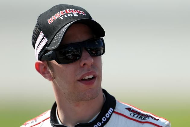 Keselowski Wins Rain-Shortened N'wide Race