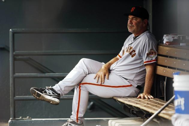 After Another Lackluster Performance, Bochy Says Lineup Is Pressing