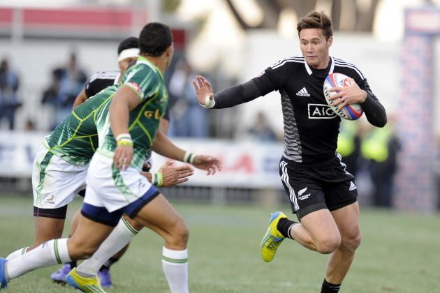 2013 Rugby World Cup 7s: Top Contenders in International Tournament