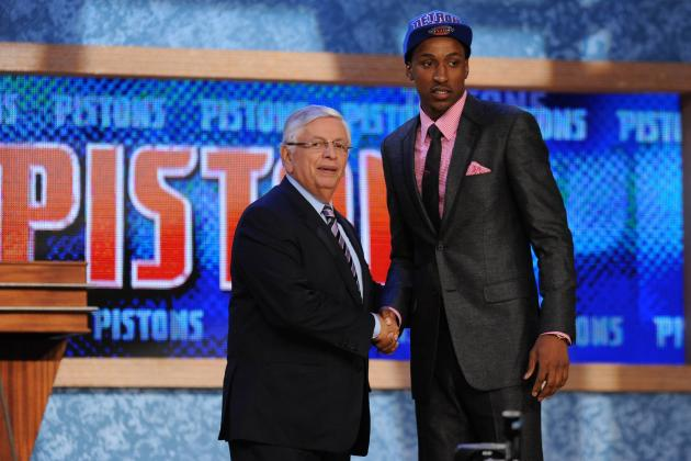 Grading Detroit Pistons' Draft Day Decisions