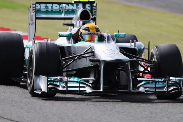 Lewis Hamilton Takes Pole Position for British Grand Prix