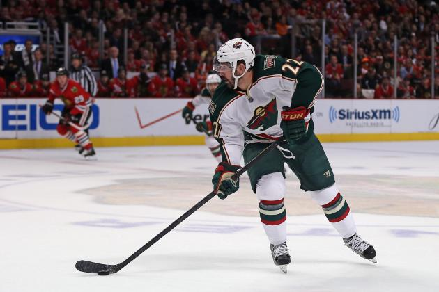 Cal Clutterbuck Could Be Traded