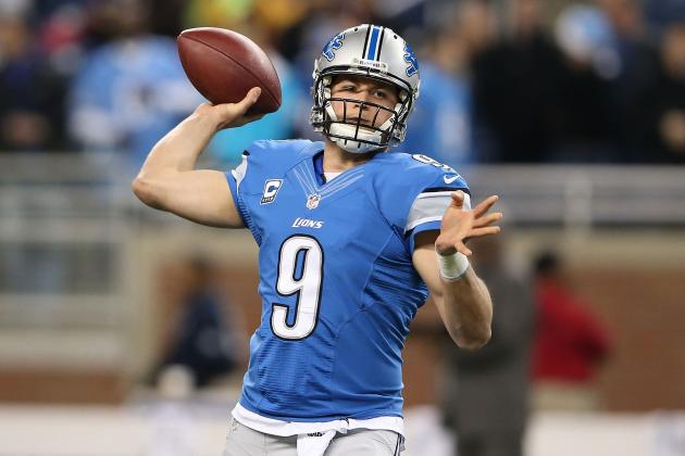 Detroit Lions' Matthew Stafford Stays in Town Year-Round, Turns into Leader