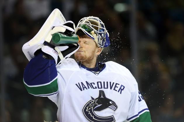 Canucks Considering Trading Cory Schneider; Oilers Interested